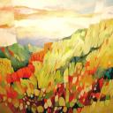 abstract_landschap_rood04
