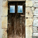 aquarel deurtje